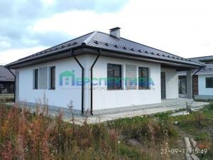 Дом в п.Ромашкино