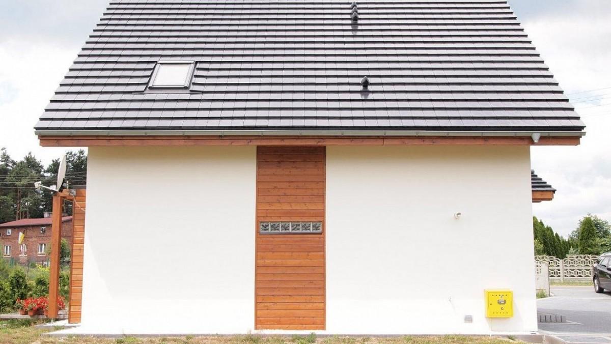 Двухэтажный дом из керамического блока 127м