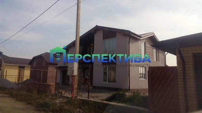 Дом с мансардой из газобетона 221м